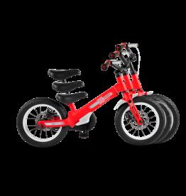 SmarTrike Xtend Mg + rood, loopfiets naar fiets, 3-in-1
