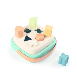Smoby Smoby green Formbox