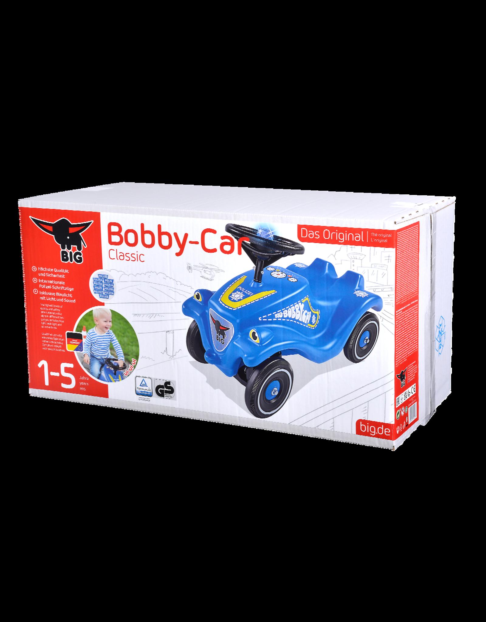 BIG BIG Bobby Car Classic Polizei