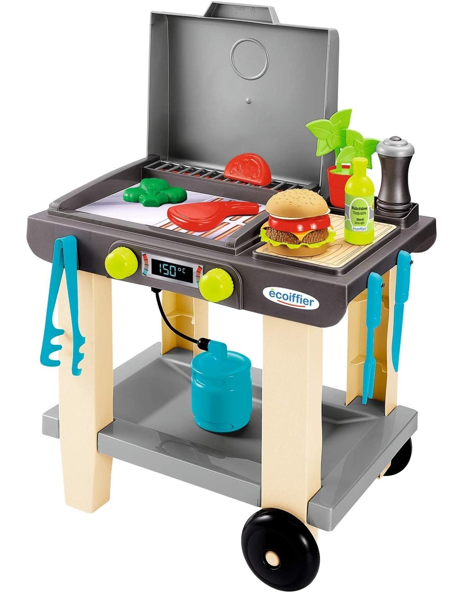 écoiffier Toy Barbeque 23-piece
