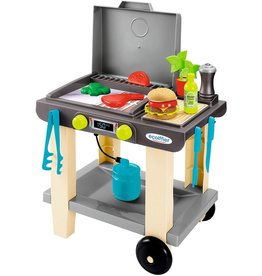 écoiffier Toy Barbeque 23-teilig