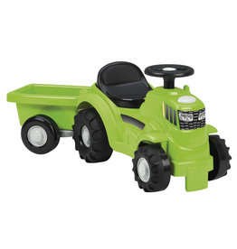 écoiffier Tractor met Aanhanger