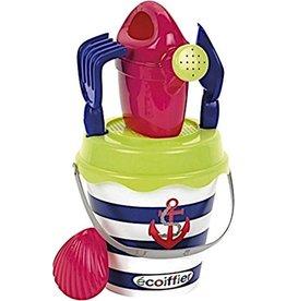 écoiffier Bucket set Marine 5 parts 17 cm