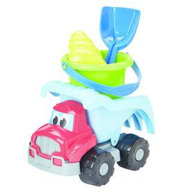 écoiffier Sand toys in truck