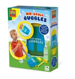 SES Creative Seifenblasenbehälter mit Auslaufschutz und Mega bubbles