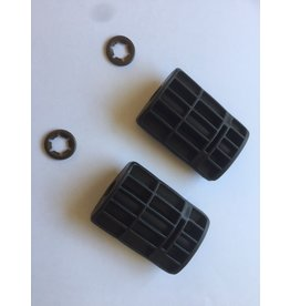 Puky Puky pedals D = 8mm  with fix 2 pieces