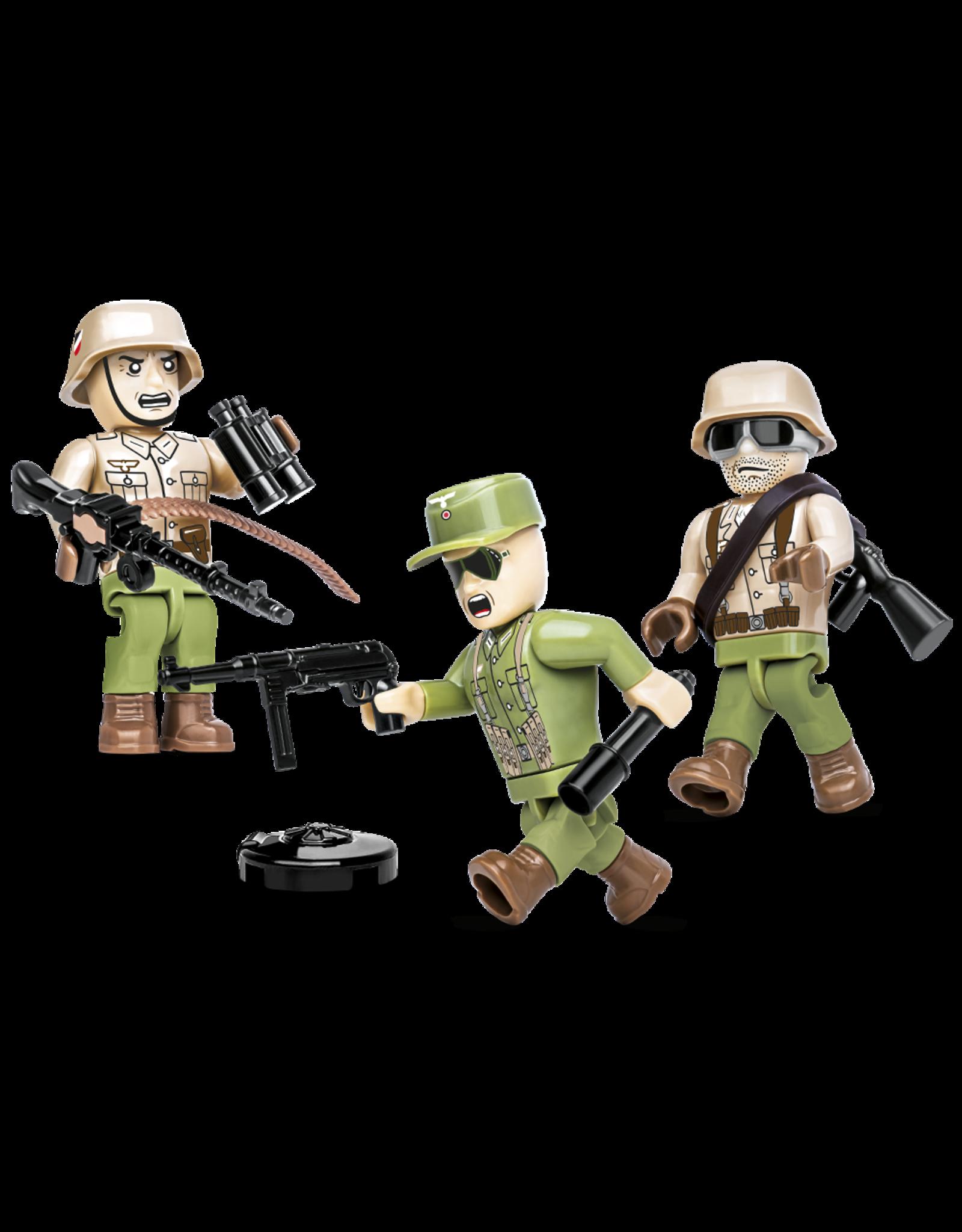 COBI COBI WW2  2050 - Figures Afrika Korps