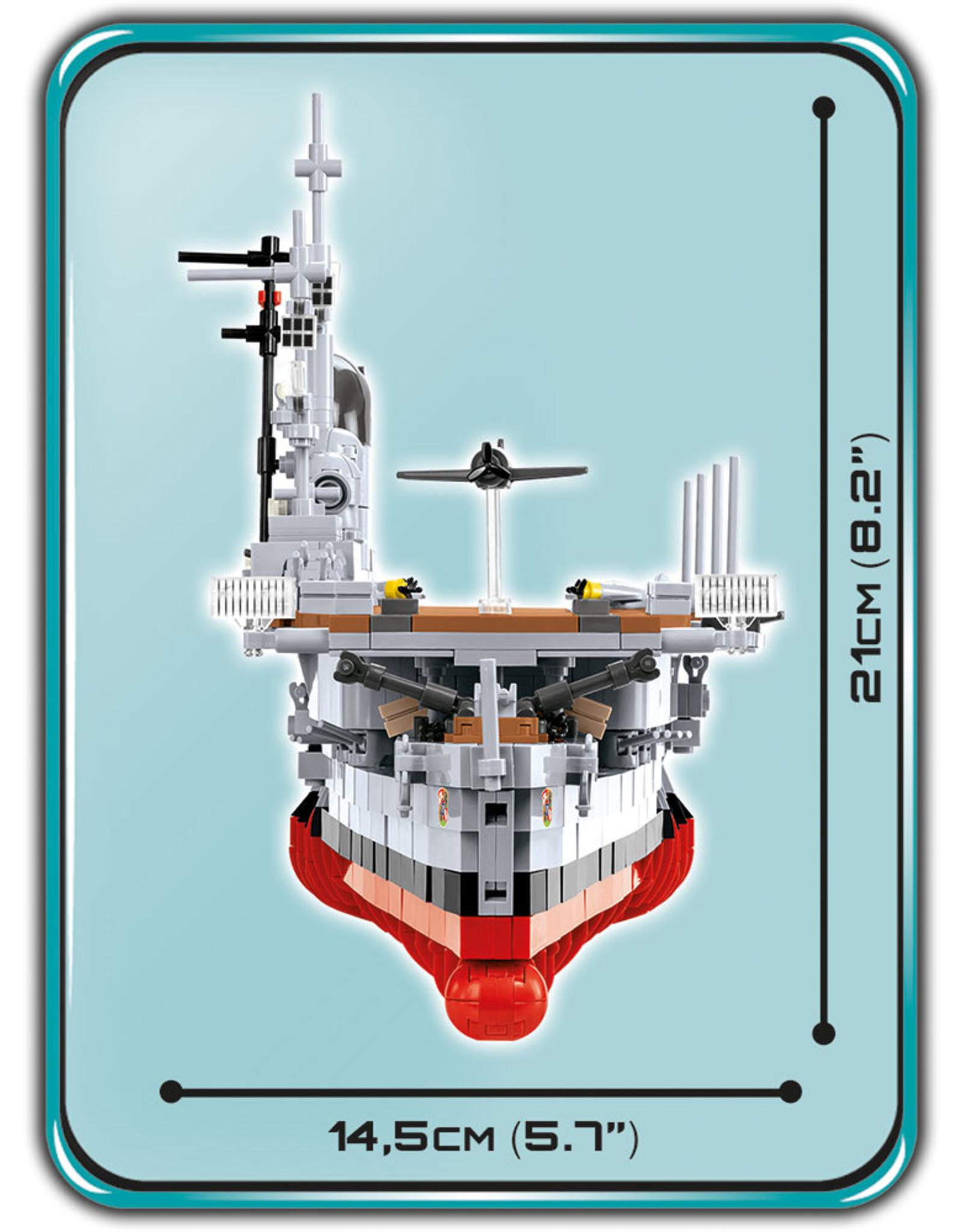 COBI COBI 4826 Aircraftcarier Graf Zeppelin