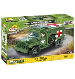 COBI COBI WW2 2257 - Dodge WC54 Ambulance