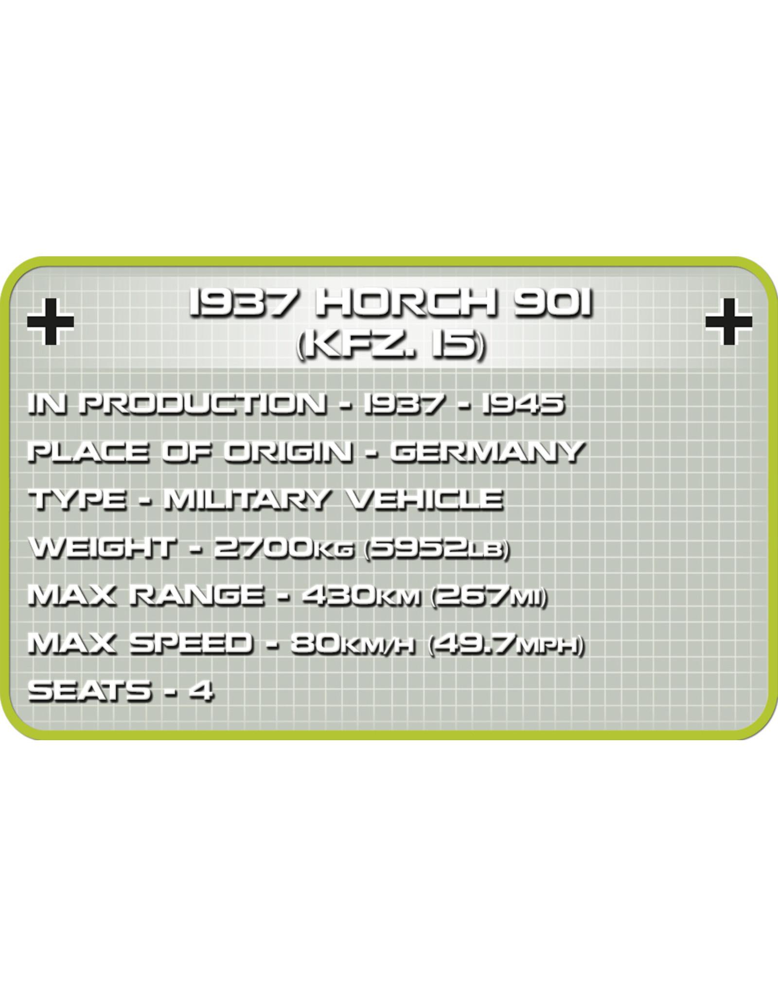 COBI COBI  2256 - Horch 901 KFZ.15 1937