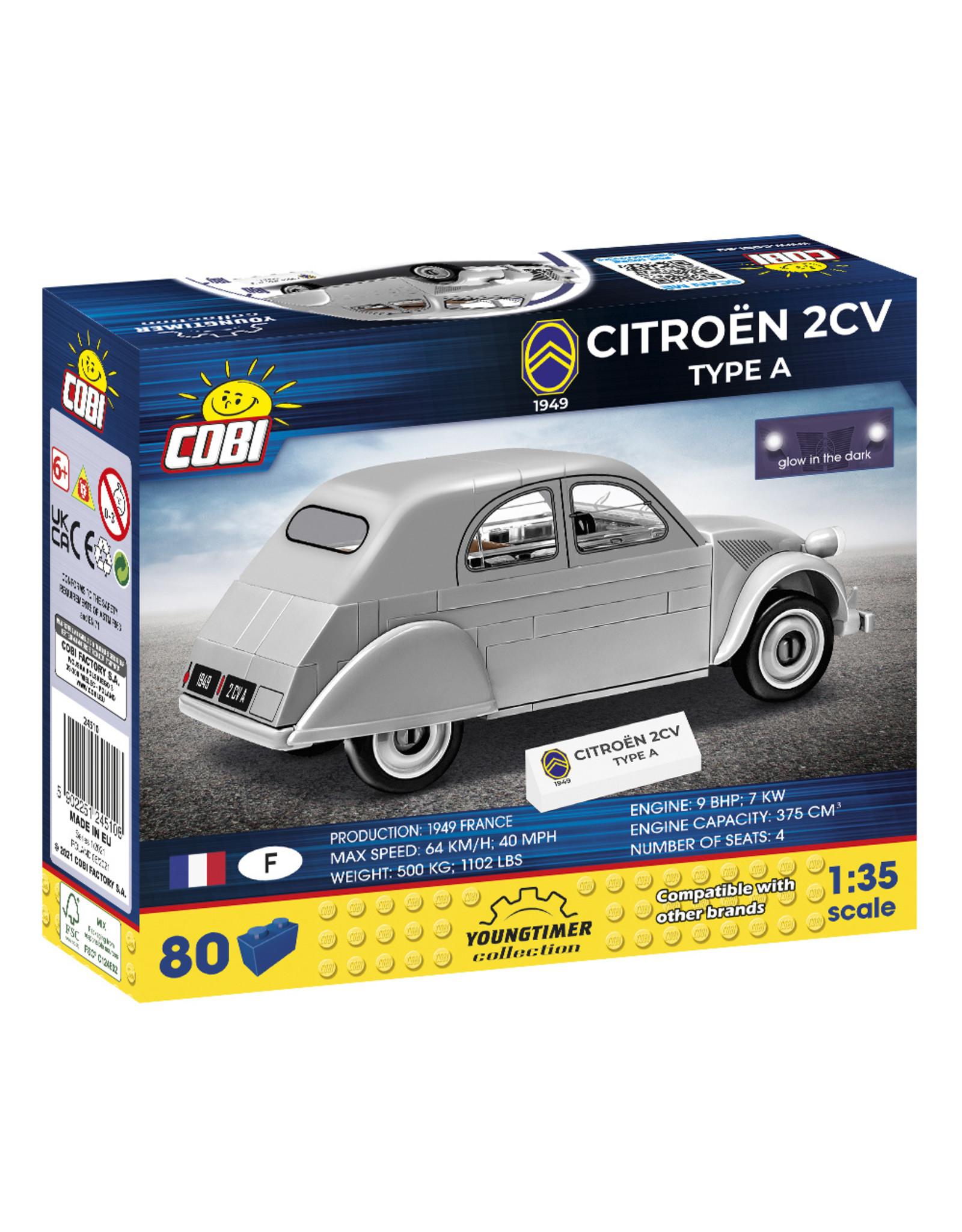 COBI COBI 24510 - Citroën 2CV Type A