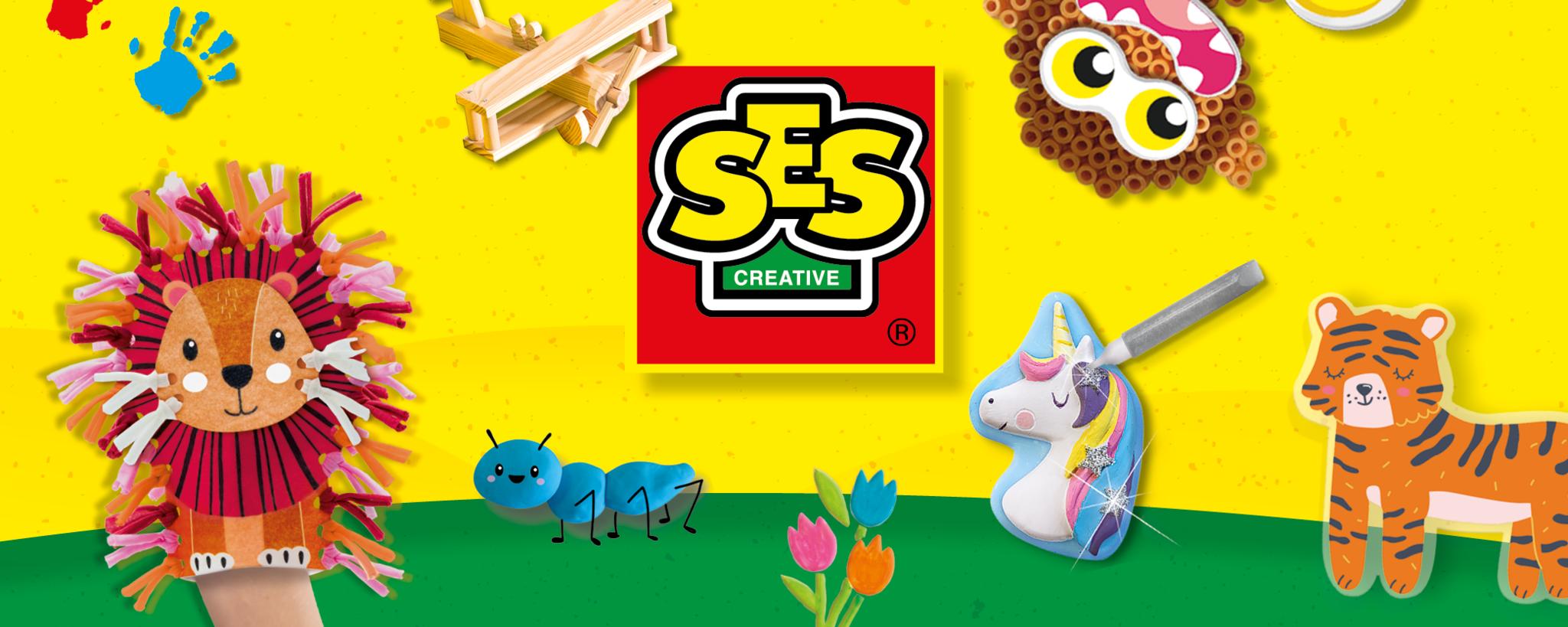 SES Creative - kreatives Spielzeug