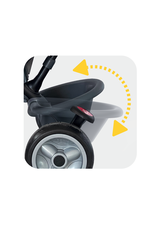 Smoby Smoby Baby Driver Plus Grau