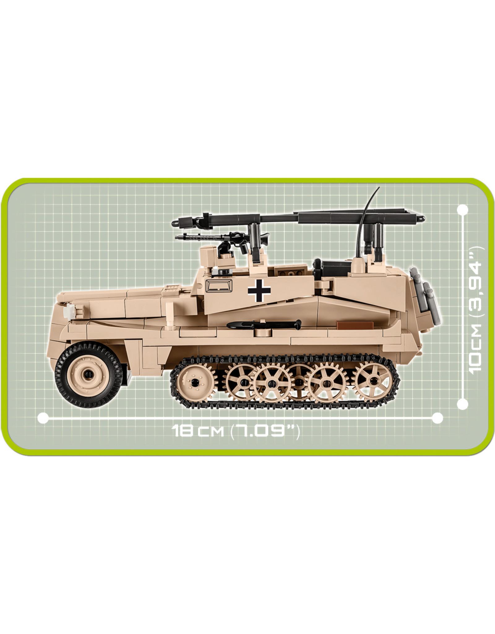 COBI COBI WW2 2526 SD.KFZ.250/3