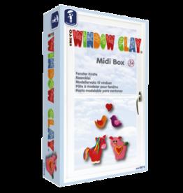 Feuchtmann  KNETO Windows Clay - midi box