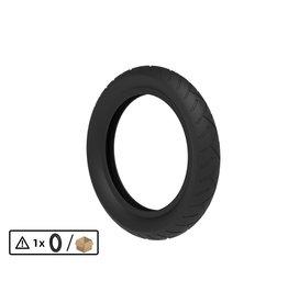 BERG Buitenband 12.5x2.25-8 slick zwart