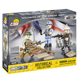 COBI COBI WW1 2051 Soldiers Great War
