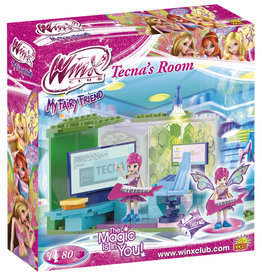 COBI COBI Winx 25081 - Tecna's Room
