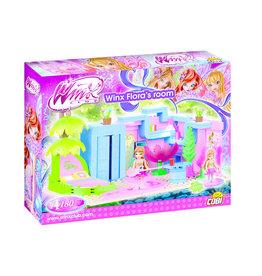 COBI COBI Winx 25153 Flora's room