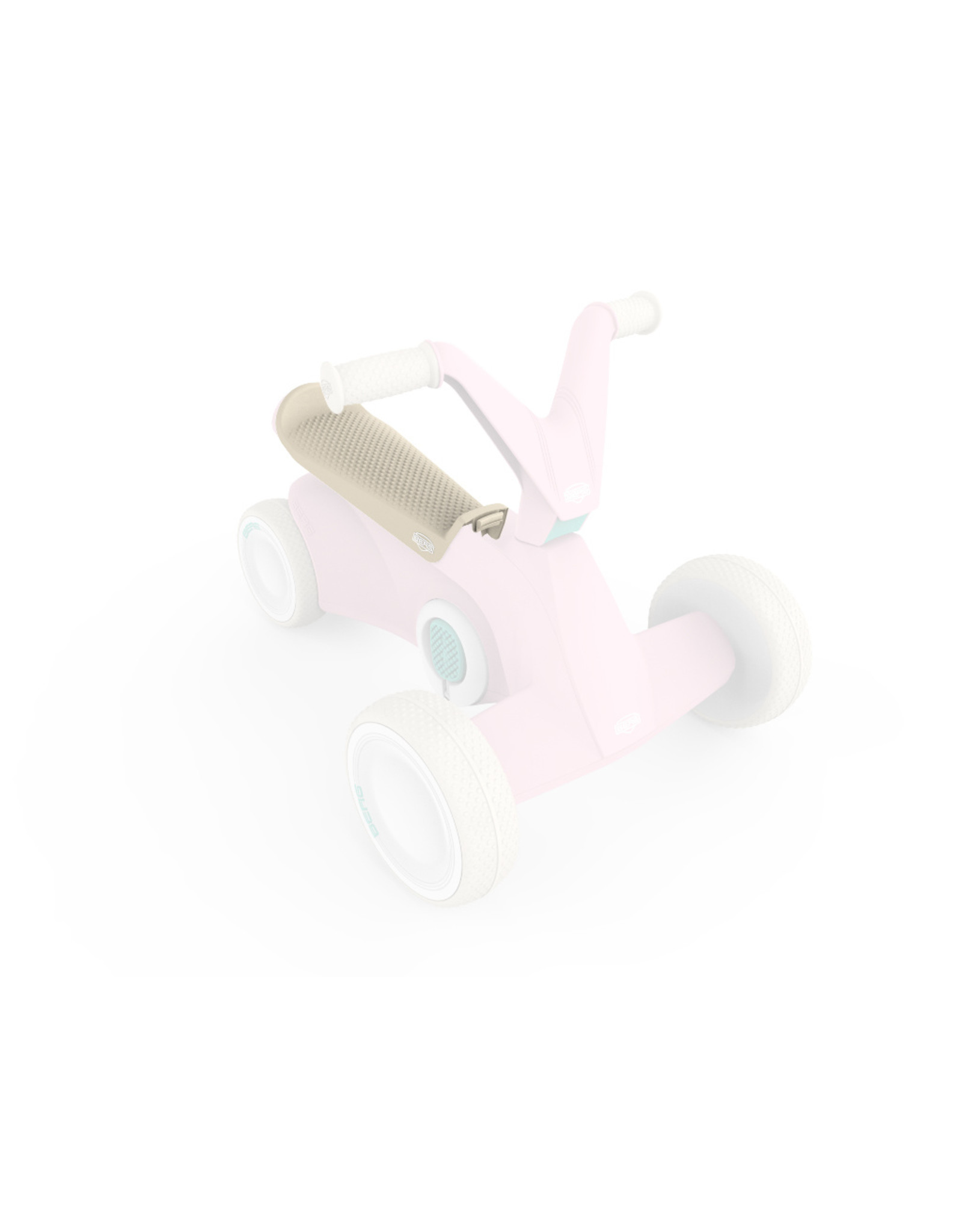 BERG BERG GO² Pink - Zadel