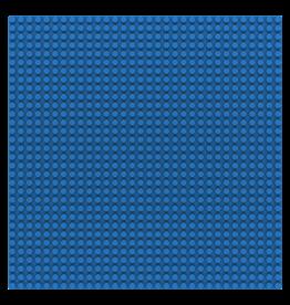 Sluban Sluban Base plate 32x32 blue