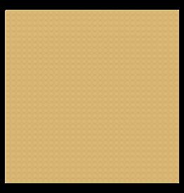 Sluban Sluban Base plate 32x32 sand