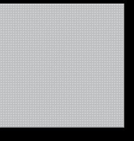 Sluban Sluban Basisplaat 40x40 cm  grijs