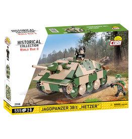 COBI COBI  WW2 2558 - Jagdpanzer 38 hetzer
