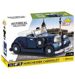 COBI COBI  WW2 2262 - Horch 830BK BK Cabriolet