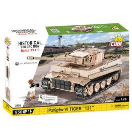 COBI COBI WW2 2556 - Tiger 131