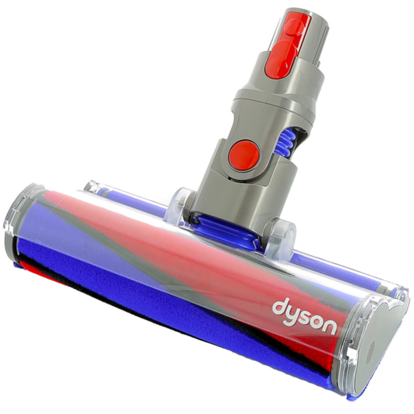 Dyson V8 soft-roller cleanerhead (966489-04)