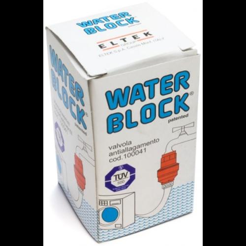 Eltek Waterblok wasmachine/vaatwasser (10004100)
