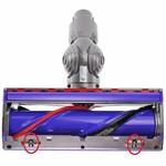 Dyson Wielset turbo-zuigmond (967484-01)