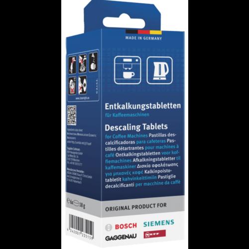 Bosch/Siemens Ontkalkings tabletten (00311864)