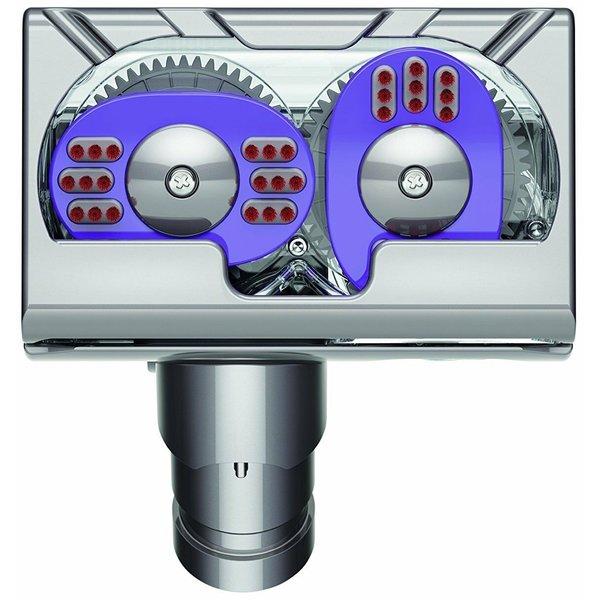 Dyson Anti-klit Turboborstel + adapter (925067-01)