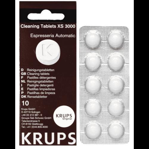 Krups Reinigings tabletten (XS3000)