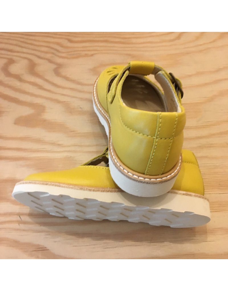 YOUNG SOLES YOUNG SOLES ROSIE YELLOW
