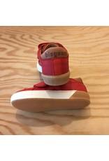BISGAARD BISGAARD 41808.119 VELCRO SHOES RED