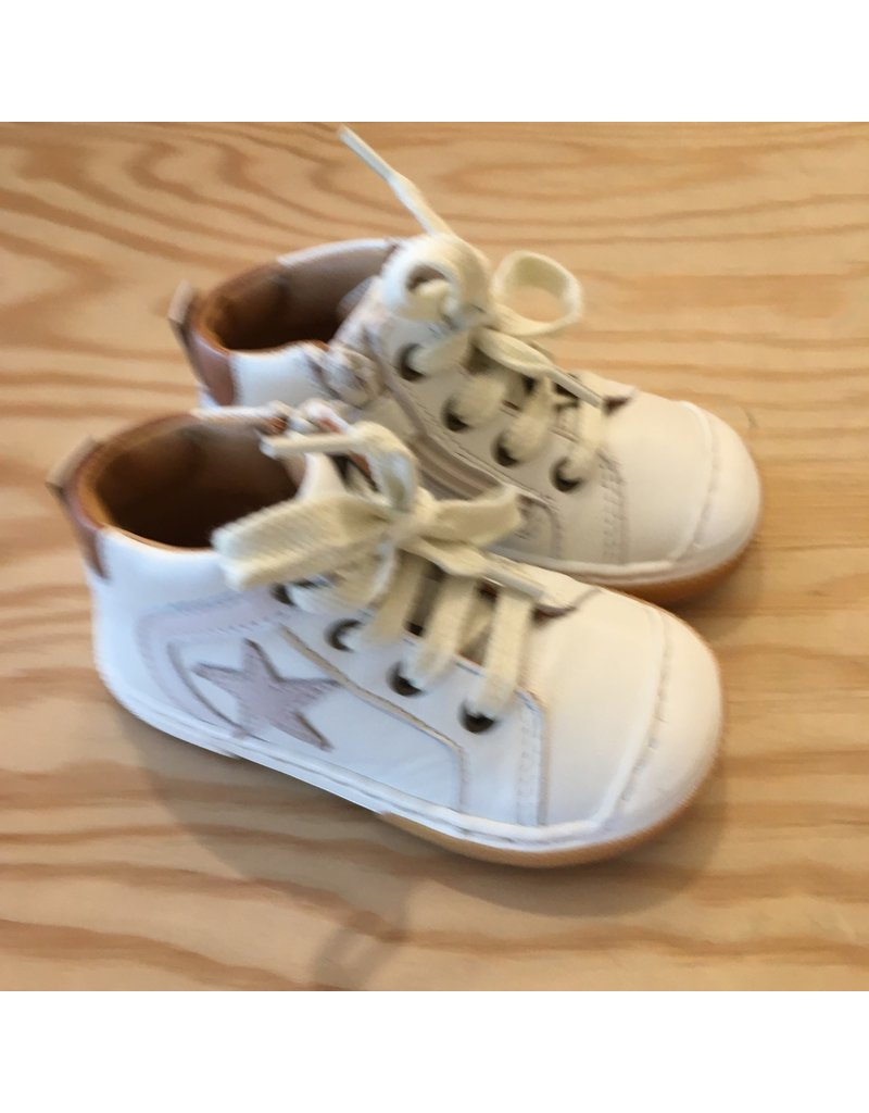 BISGAARD BISGAARD 31839.119 SHOES WITH LACES WHITE