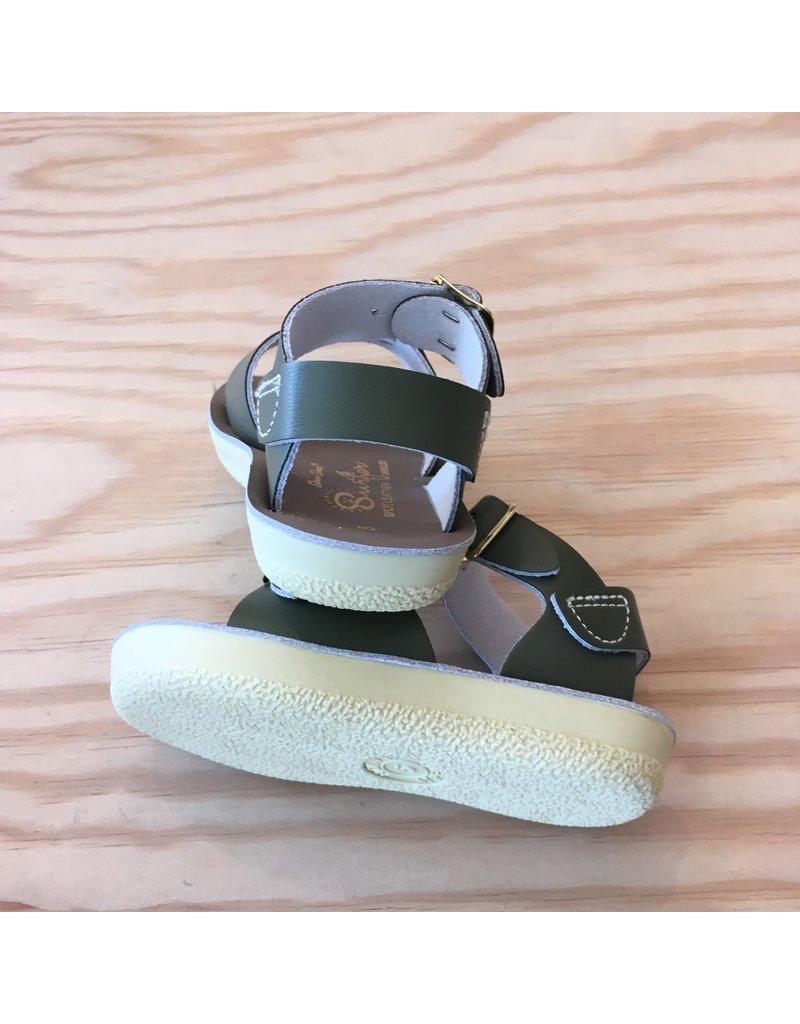 SALT-WATER SANDALS SALT-WATER SANDALS SURFER OLIVE