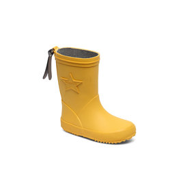 BISGAARD BISGAARD RAINBOOTS STAR YELLOW