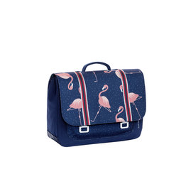 JEUNE PREMIER JEUNE PREMIER IT BAG MAXI FLAMINGO
