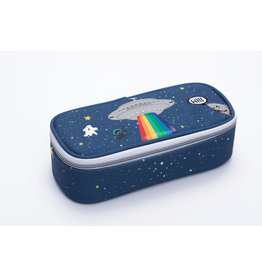 JEUNE PREMIER JEUNE PREMIER PENCIL BOX SPACE RAINBOW