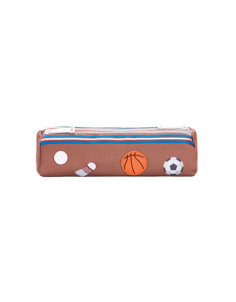 JEUNE PREMIER JEUNE PREMIER PENCIL CASE DOUBLE SPORTS JOCK