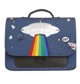 JEUNE PREMIER JEUNE PREMIER IT BAG MINI SPACE RAINBOW LED