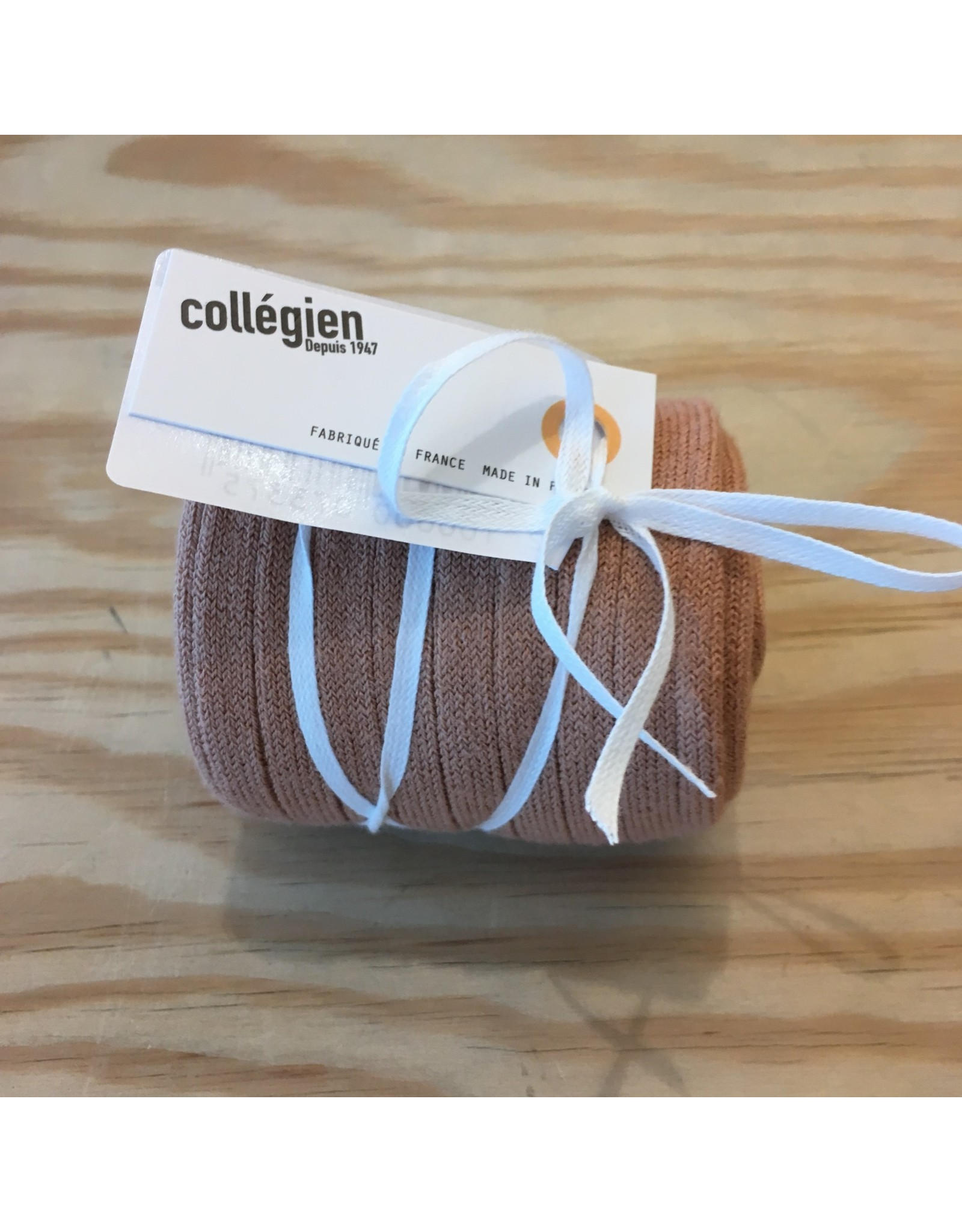 COLLÉGIEN COLLEGIEN KNEESOCKS BOIS DE ROSE