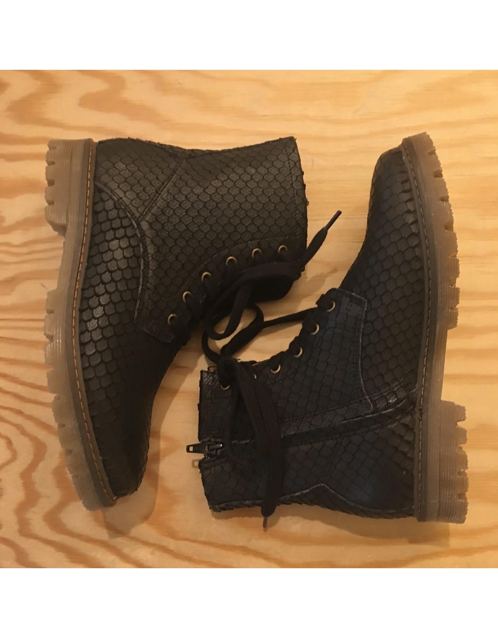 BISGAARD BISGAARD 51905.218 BOOTS BLACK SCALE