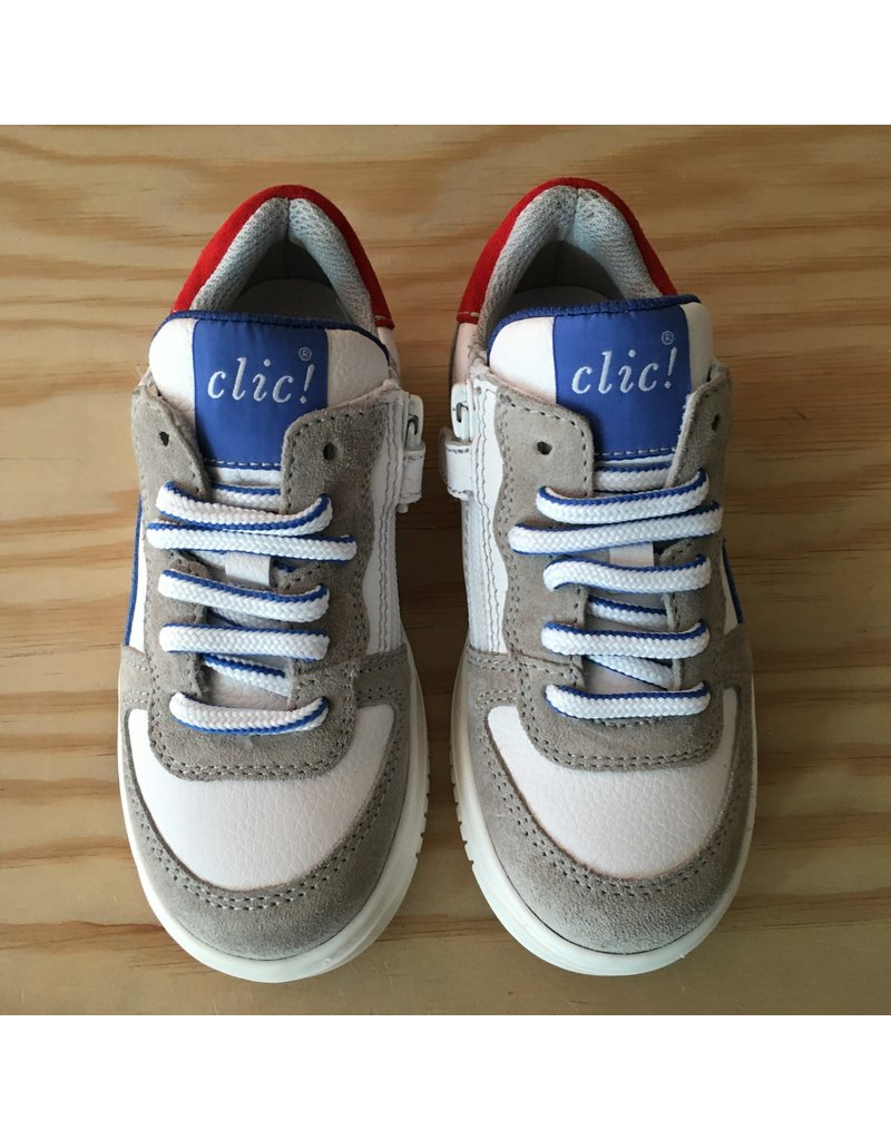 CLIC! CLIC! 20119 C WHITE BLUE VETERS