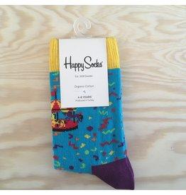 HAPPY SOCKS HAPPY SOCKS KCRL01-6700 CAROUSEL 4-6Y