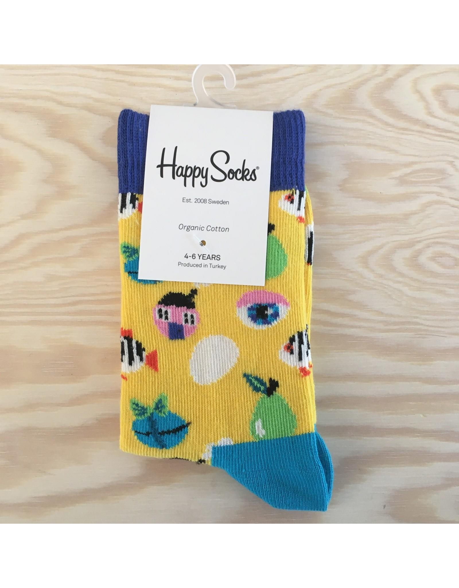 HAPPY SOCKS Copy of HAPPY SOCKS KTOU01-3500 TOUCAN 7-9Y